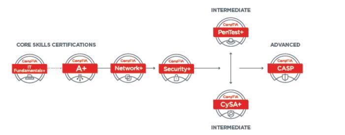 cybersecurity career pathway