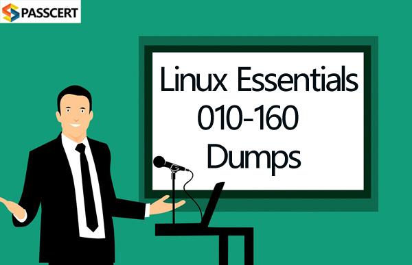 Passcert LPI Linux Essentials 010-160 Dumps