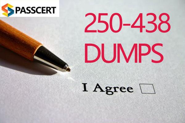 Passcert Symantec 250-438 exam dumps