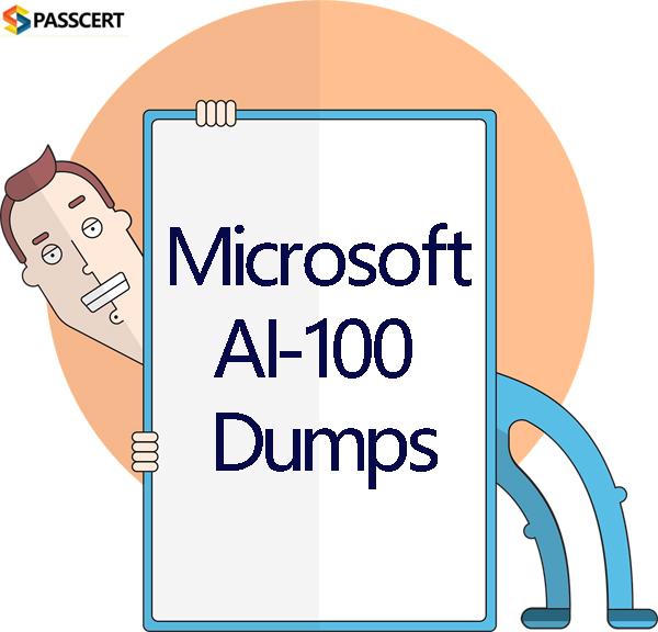 Passcert Microsoft Azure AI-100 Dumps - 100% valid to pass