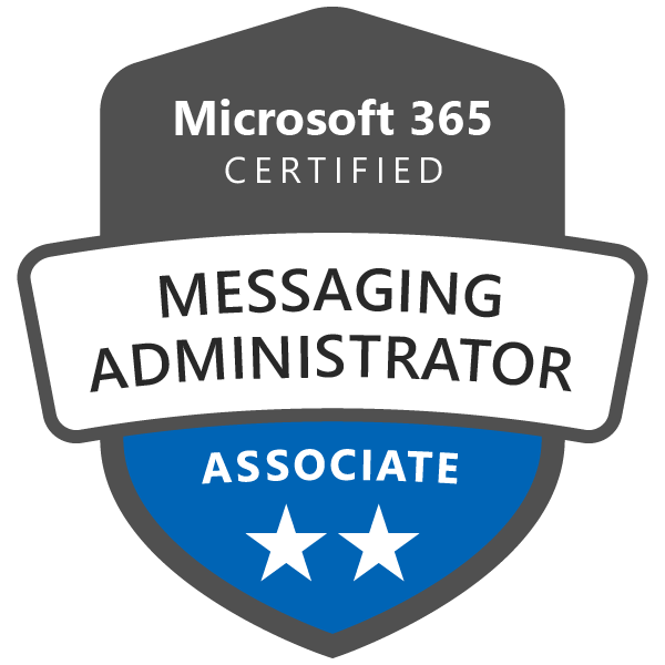 Microsoft 365 Certified: Messaging Administrator Associate MS-200 and MS-201 Exams
