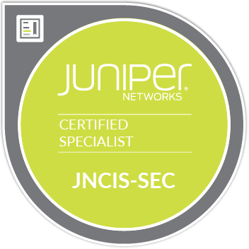 JN0-333 Security, Specialist (JNCIS-SEC)