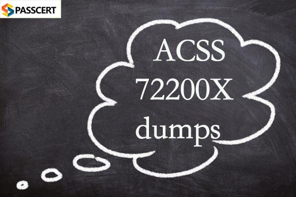 Passcert Avaya ACSS 72200X dumps
