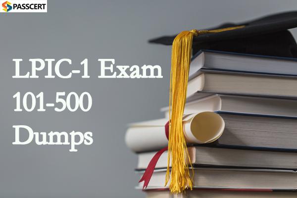 Passcert LPIC-1 Exam 101-500 dumps