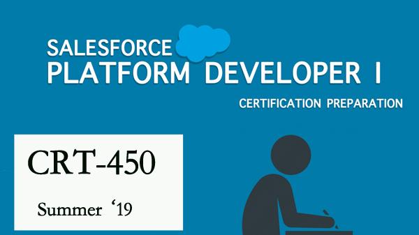 Certification Preparation for Platform Developer I (CRT450)