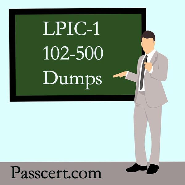 Passcert LPIC-1 102 Exam 102-500 Dumps