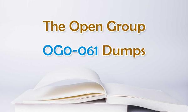 OG0-061 exam dumps