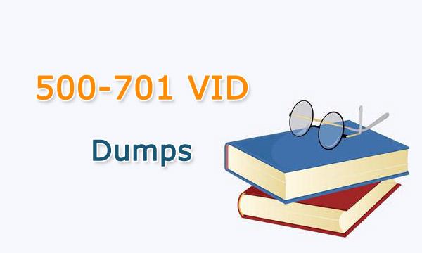 500-701 VID Dumps