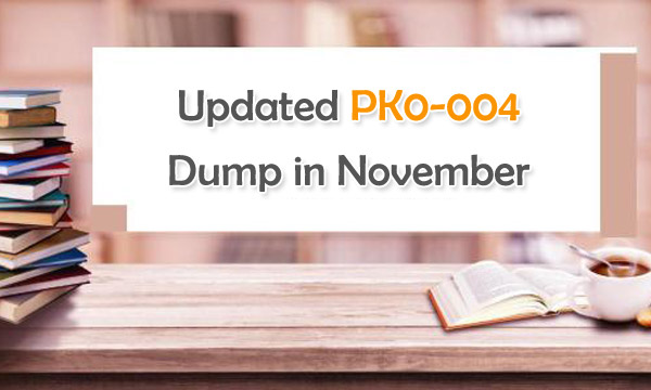 Updated CompTIA Project+ PK0-004 Dumps in November