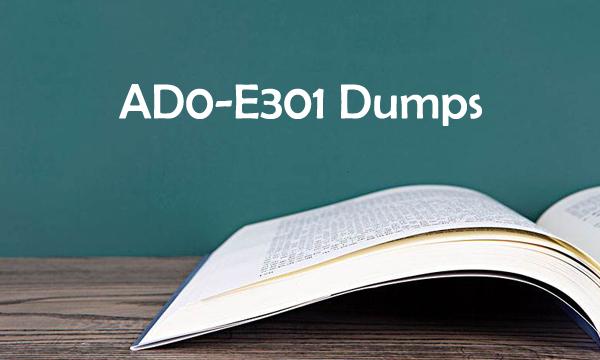 AD0-E301 Dumps
