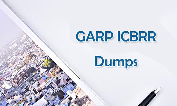 ICBRR Dumps