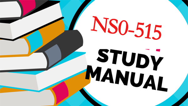 NS0-515 - NetApp Certified Implementation Engineer—SAN, E-Series