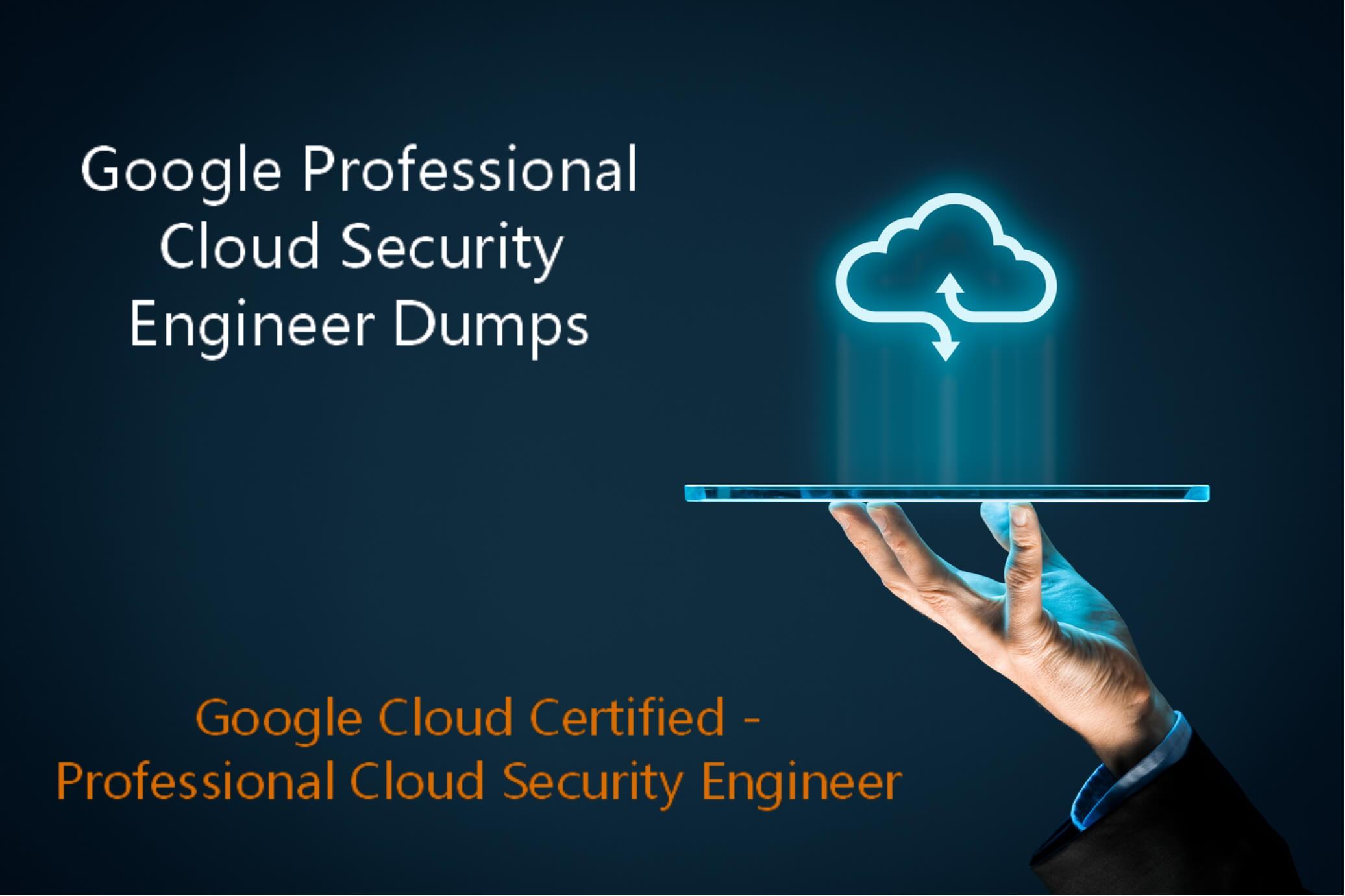 Passcert Google Professional Cloud Security Engineer Dumps