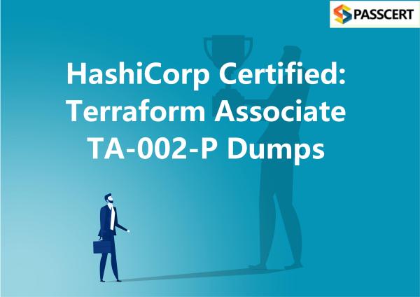 HashiCorp Certified: Terraform Associate TA-002-P Dumps