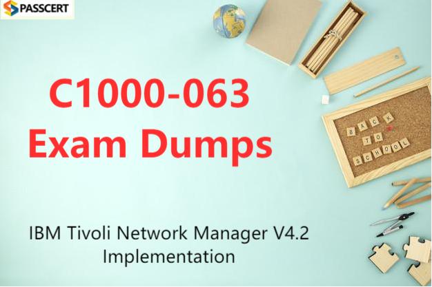 C1000-063 Exam Dumps - IBM Tivoli Network Manager V4.2 Implementation