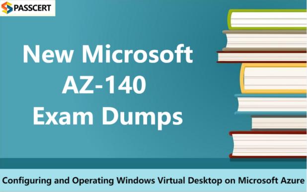 AZ-140 Exam Dumps - Configuring and Operating Windows Virtual Desktop on Microsoft Azure