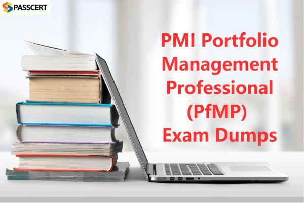 PMI Portfolio Management Professional (PfMP) Exam Dumps