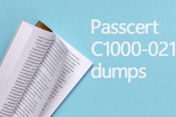 Passcert IBM Storage C1000-021 dumps