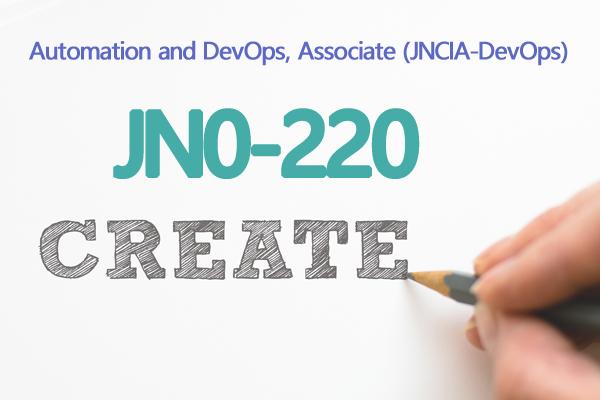 JN0-220 Automation and DevOps, Associate (JNCIA-DevOps)